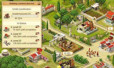 Ikariam mobile Screenshot