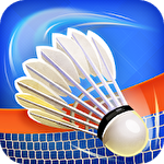 Badminton legend Symbol