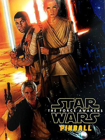logo Star Wars: Das Erwachen der Macht: Pinball 4