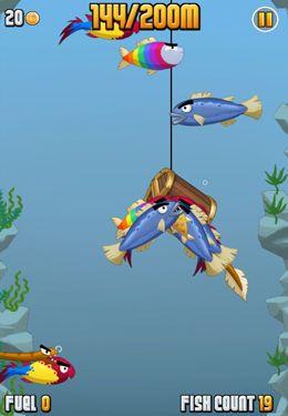 La pesca del Ninja