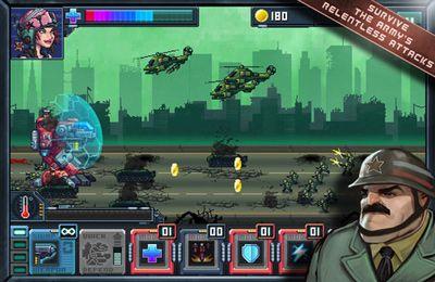 Arcade-Spiele: Lade NeoMech auf dein Handy herunter