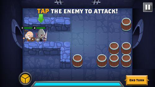 Screenshot Welt der Krieger: Quest auf dem iPhone