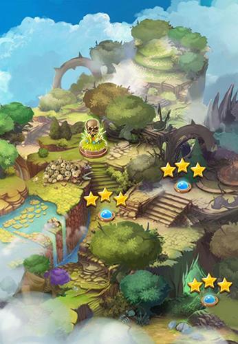 RPG-Spiele Hero wars. Chaos chronicles für das Smartphone