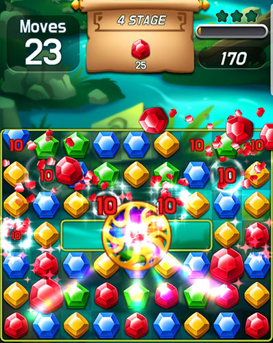 Jewels palace für Android
