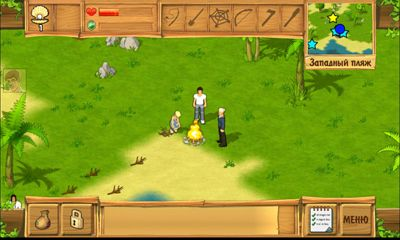 The Island: Castaway pour Android