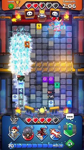 Android spiele Magischer Blockkrieg