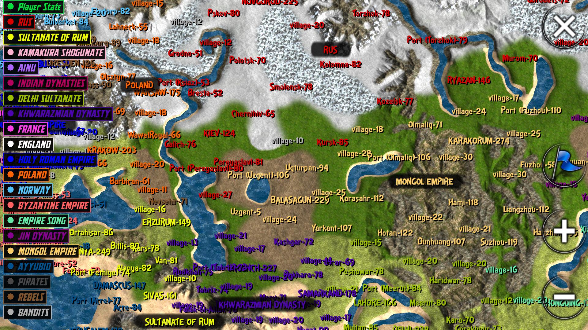 Steel And Flesh 2: New Lands スクリーンショット1