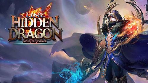 Line. Hidden dragon: Occult fire warrior Symbol