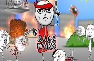 logo Wütende Krieger - Comic-Shooter