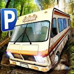 Camper van truck simulator Symbol