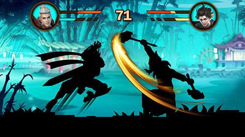 Actionspiele Dark warrior legend für das Smartphone