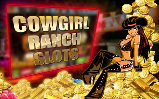 Cowgirl ranch slots captura de pantalla 1