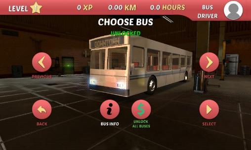 Simulateur de l'autobus 2015 pour iPhone gratuitement