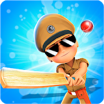 Little Singham cricket Symbol