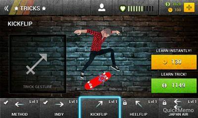 Boardtastic Skateboarding 2 für Android