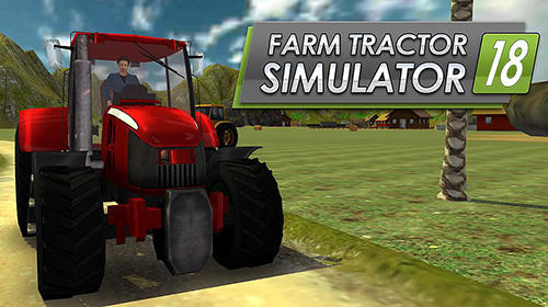 Farm tractor simulator 18 скріншот 1