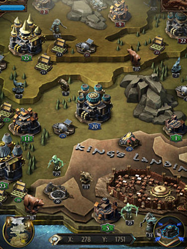 Game of thrones: Conquest für Android