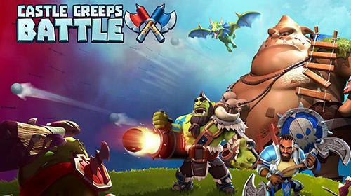 Castle creeps battle Screenshot