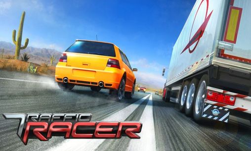Traffic racer capture d'écran