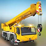 Construction simulator 2014 icon