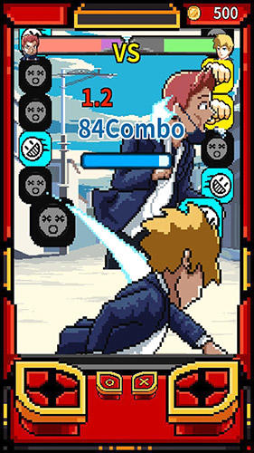 Tap tap punch für Android