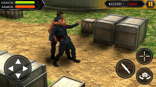Elite commando: Assassin 3D para Android