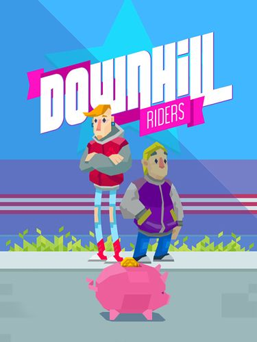 logo Downhill: Riders