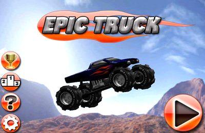 logo Epic Truck