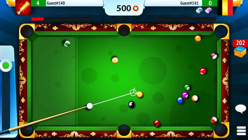 8 ball billiard para Android