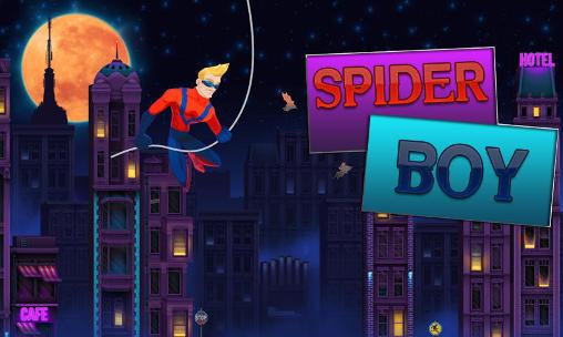 Spider boy captura de pantalla 1