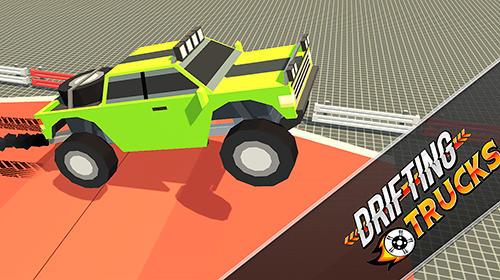 Drifting trucks: Rally racing capture d'écran