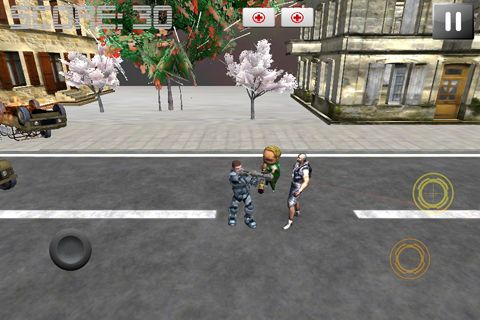 Arcade-Spiele: Lade Lauf und Schieß auf dein Handy herunter