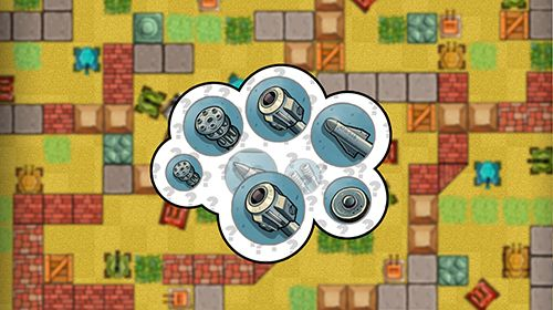 Screenshot Awesome tanks on iPhone