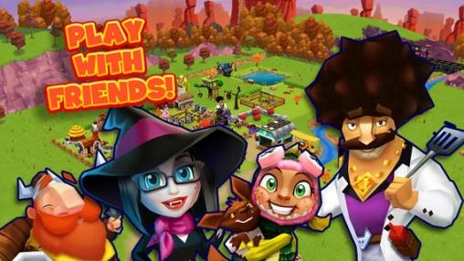 La historia de granja 2: Halloween