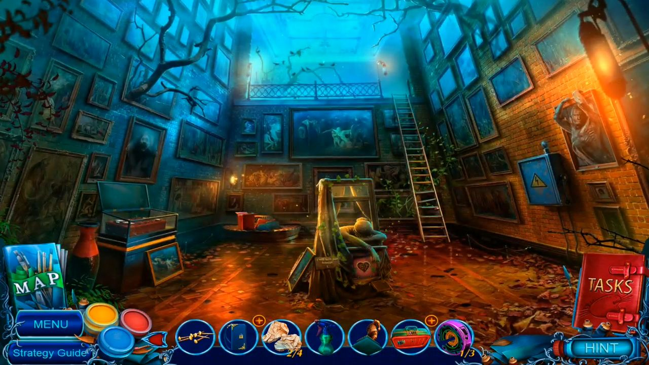 Hidden Objects - Mystery Tales: Art and Souls pour Android