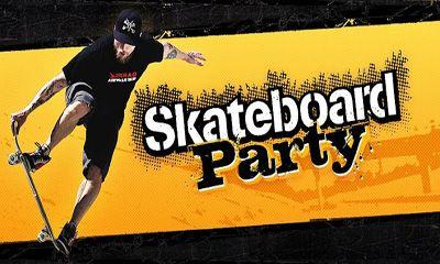 Mike V: Skateboard Party HD capture d'écran 1