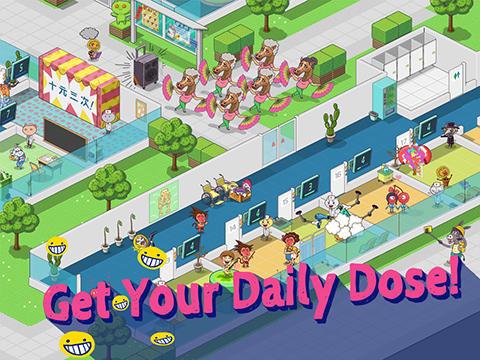 Spiele über Ärzte Haywire hospital auf Deutsch