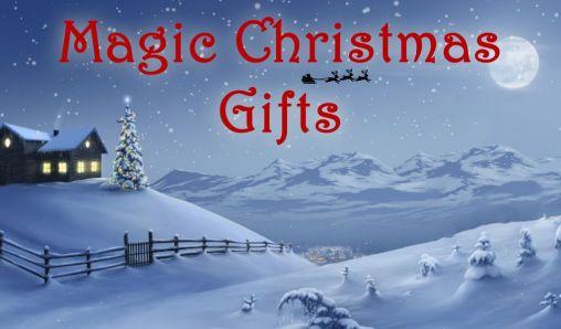Magic Christmas gifts Screenshot