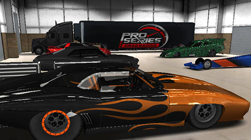 Pro series drag racing captura de pantalla 1