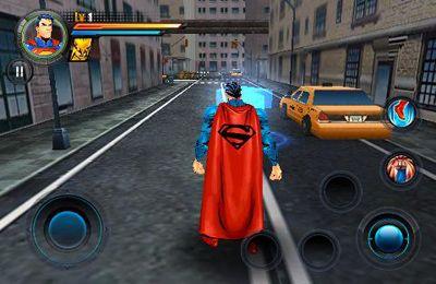 Скриншот Лига справедливости: Защита Земли на Айфон