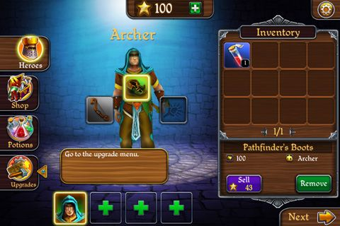 Defenders of Suntoria for iPhone for free
