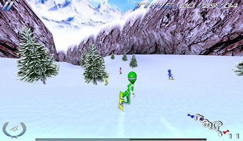 Comptétions du snowboard: Final