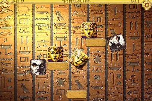 Screenshot Schätze der Mumie auf dem iPhone