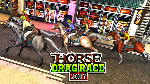 Horse drag race 2017 screenshot 1