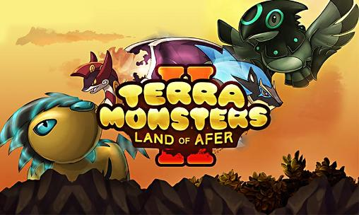 Terra monsters 2: Land of Afer іконка