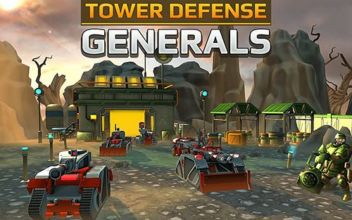 logo Tower defense generals