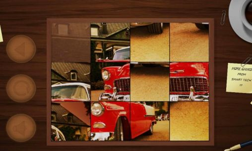 Mega slide puzzle para Android