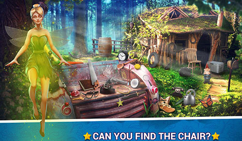 Hidden objects: Fairy tale for Android