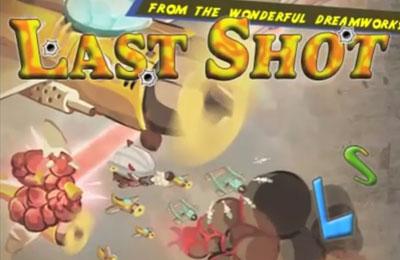 логотип Последний Выстрел