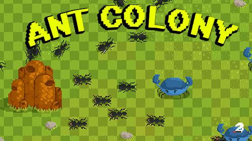 Ant сolony: Simulator captura de pantalla 1